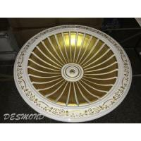 Buy cheap Art Ceiling Decoration Ceiling Rose W... from wholesalers