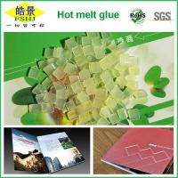 China Hotmelt Adhesive Binding Glue For Books , Paper Binding Glue High Adhesive Strength on sale