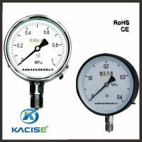 China Pressure transmitter Vacuum compound pressure gauge on sale