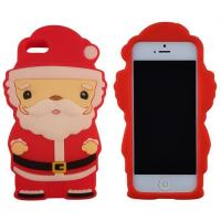 Silicone Gadget Christmas Theme Phone Case Manufactures
