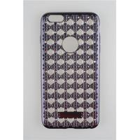 Phone Case with Grid and Electroplate Diamond Manufactures