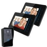China HL-8111 7 inch 4G SD Card Motion Detecting Record Video Door Phone on sale