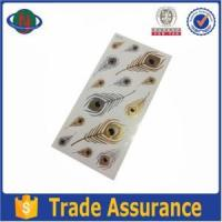 High Quality Non Toxic Temporary fake Tattoo Manufactures