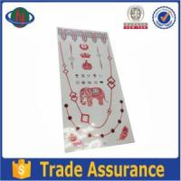 High Quality Custom Silver Temporary Fake Tattoo Manufactures