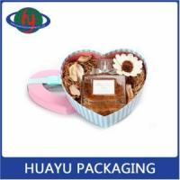 Buy cheap Factory Price Wholesale Heart-Shaped Cardboard Boxes from wholesalers