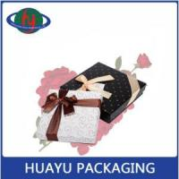 Buy cheap High End Luxury Cookies Box Packaging For Sweet Chocolate from wholesalers