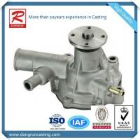 Aluminum alloy gravity casting steering gear Manufactures
