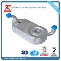 Anodizing aluminum gravity die casting parts for automobile and motorcycle Manufactures