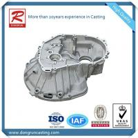 Pressure Die Casting Process with Aluminum and Zinc