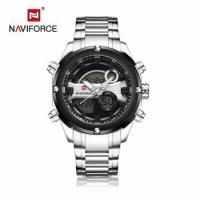 Buy cheap Fashion NAVIFORCE 9088 waterproof sports full steel wristwatch from wholesalers