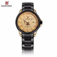 Buy cheap 2017 New Style Naviforce watch genuine stainless steel wrist watch from wholesalers