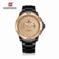 Buy cheap 2017 luxury brand Naviforce 9085 water resistant stainless steel watch from wholesalers