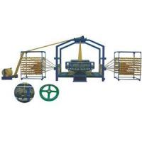 China 4- Shuttle Plane Cam type Circular Loom on sale