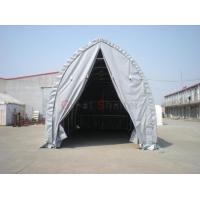 heavy duty square tube fabric building Manufactures