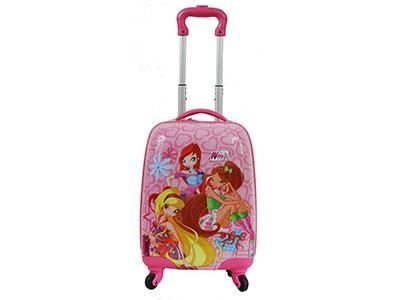 Quality 4 Wheels Kids Suitcase for sale