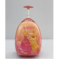 Egg Shape Kids Luggage Manufactures