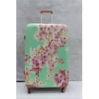 Printed Pc Abs Luggage Manufactures