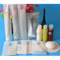 China Plastic Bag Hotel Disposable Items on sale