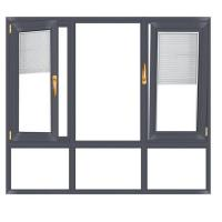 Color Steel Fixed Window Manufactures