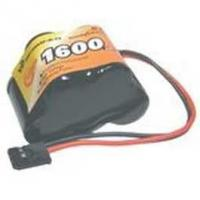 China Battery Cell Packs Receiver Battery Pack 6v 1600mah Hump HPI Savage on sale