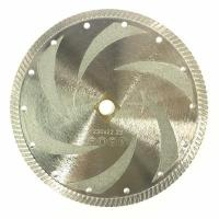 9 Inch Electroplated Diamond Saw Blades/Diamond Cutting Grinding Tools
