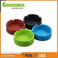 Heat Resistant Silicone Ashtray,Promotion Gifts Silicone Cigar Ashtray