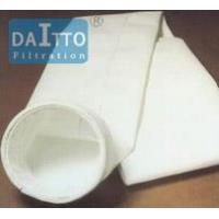 Non-woven Polyester Filter Bag with PTFE Membrane for Waste Incinerator Application Manufactures