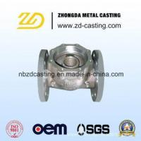 Customized Lost Wax Steel Casting Valve Body and Pump Fittings Manufactures