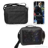 China solar charger laptop bag TYNB-018 on sale