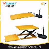 China Safety and widely used electric lifting table with2000kg load capacity on sale