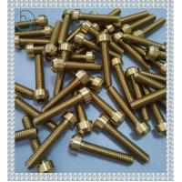 Titanium And Titanium Alloy Fastener Manufactures