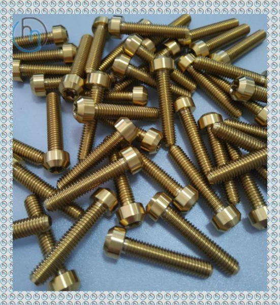 Quality Titanium And Titanium Alloy Fastener for sale