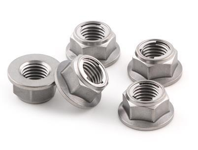 Quality Titanium Metal Lock Nuts for sale