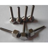 Buy cheap Custom Titanium Hex Bolt And Nut from wholesalers