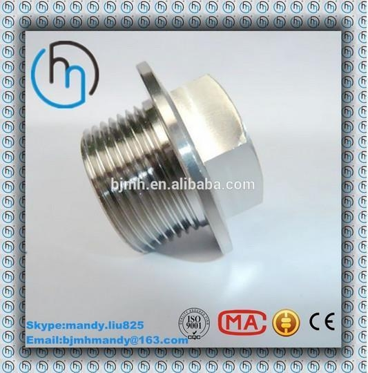 Quality Din6921 Titanium M14 Hex Flange Bolt for sale