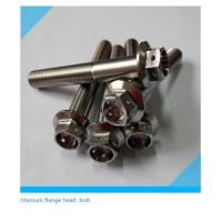 Titanium Drilled Head Bolts Manufactures