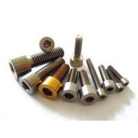 Buy cheap Titanium Button Head Bolts from wholesalers