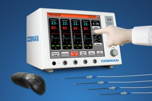 Quality Four-Electrode Radiofrequency Generator (G4) for sale