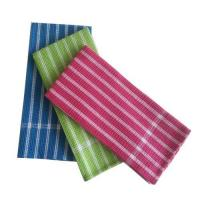 Buy cheap 100%cotton yarn dyed waffle tea towel kitchen towel DKIT0603 from wholesalers