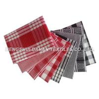 Buy cheap 100%cotton yarn dyed tea towel ,kitchen towel DY582 from wholesalers