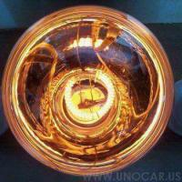 Buy cheap Explosion proof infrared heat lamp carbon fiber quartz heating tube infrared heater lamp from wholesalers