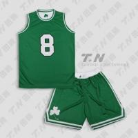 China Latest Tackle Twill Basketball Uniform Embroidery design on sale