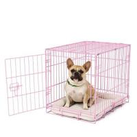 China Small Pink Dog Crate on sale