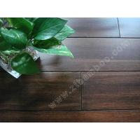 Buy cheap Serial number:SSW02 Pecan Stained stranded bamboo flooring from wholesalers