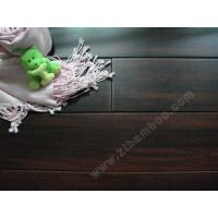 Quality Serial number:SSW01 Cherry Stained Stranded Bamboo Flooring-Cherry for sale