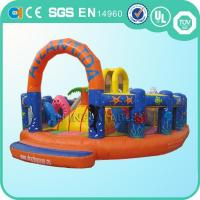 mini inflatable fun city Manufactures