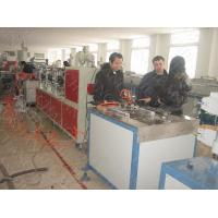 PVC Skirting Profile Production Extrusion Line Manufactures