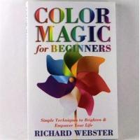 Books Color Magic for Beginners Manufactures