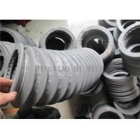 Grey Fabric Expansion Joint Bellows , Flexible Expansion Joint Material Manufactures