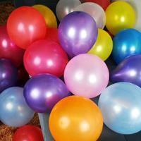 10 Inch Round Pearl Balloon Manufactures